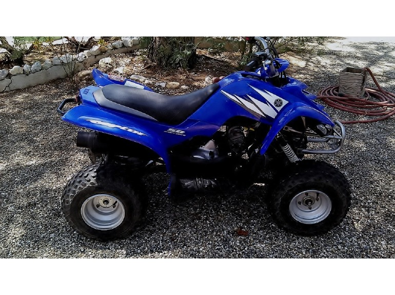 yamaha raptor 50 motorcycles for sale in california
