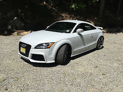 Audi : TT RS 2013 audi tt rs coupe 6 speed manual w factory warranty and maintenance plan