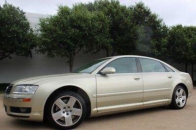 Audi : A8 Luxury 2004 audi a 8 l quatro awd