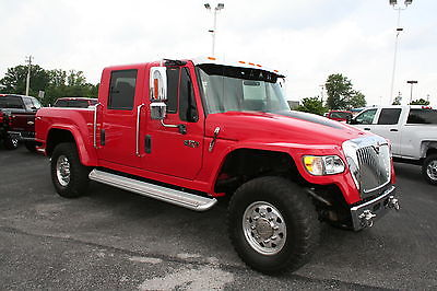 International Harvester : Other LEATHER 2008 international mxt extreme truck 1 of 1500 made