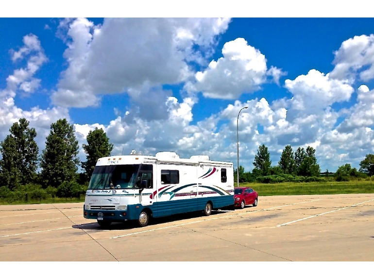 1999 Itasca Sunflyer 34Y