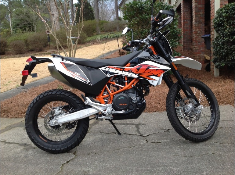 ktm 690 enduro r motorcycles for sale in georgia