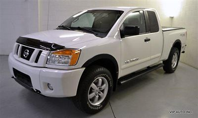 2012 nissan titan white cars for sale. Black Bedroom Furniture Sets. Home Design Ideas