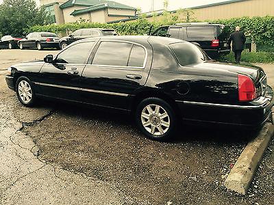 Lincoln : Town Car Executive L Limousine 4-Door Lincoln Executive L Series Limousine, 8 available,
