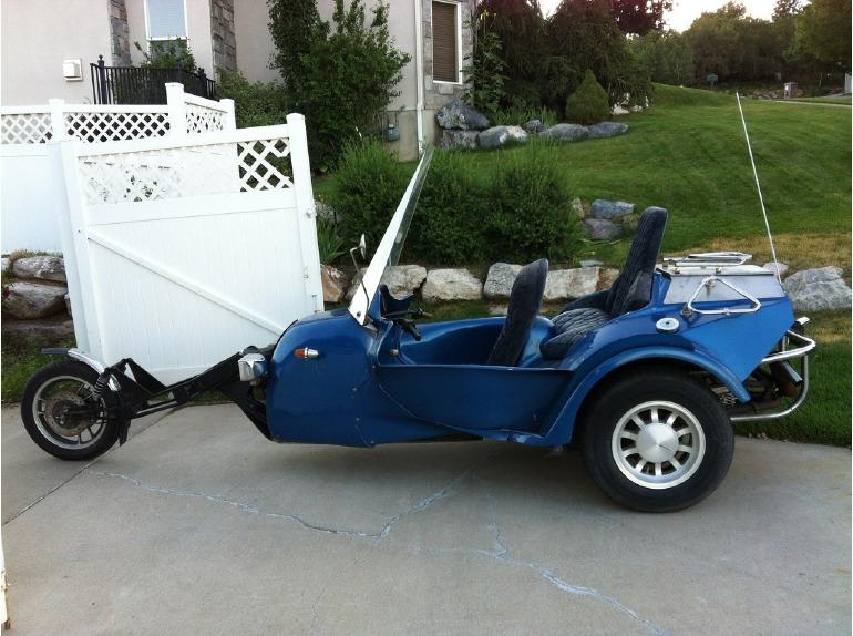 1980 Custom Killer Trike