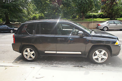 Jeep : Compass Limited Sport Utility 4-Door 2008 jeep compass limited sport utility 4 door 2.4 l
