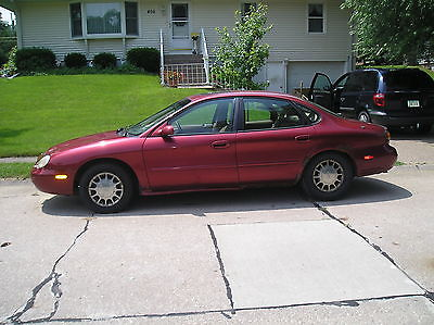 Ford : Taurus G Sedan 4-Door 1997 ford taurus g sedan 4 door 3.0 l