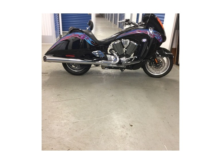 2009 Victory VISION ARLEN NESS LIMITED EDITION