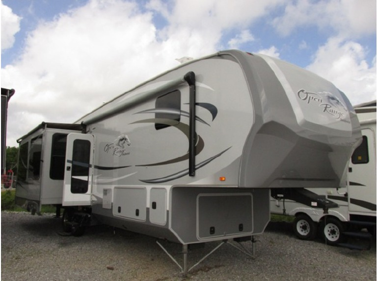 2013 Open Range Rv Residential R412RSS