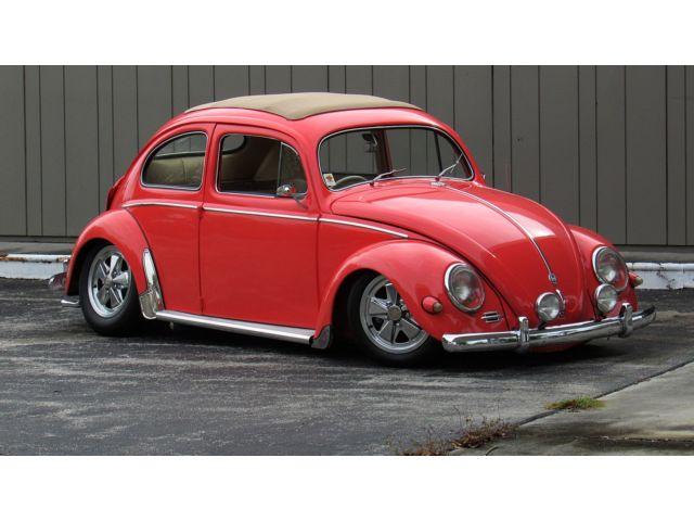 Volkswagen Beetle 1958 Cars For Sale