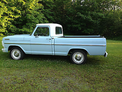 ford f100 cars for sale in vermont. Black Bedroom Furniture Sets. Home Design Ideas