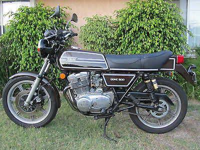 Yamaha : XS 1976 yamaha xs 500 xs 500