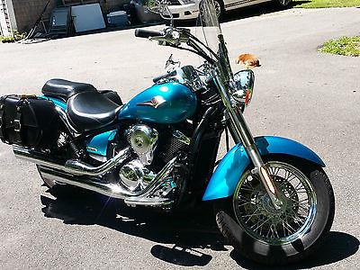 Kawasaki : Vulcan 2007 kawasaki vulcan 900 classic