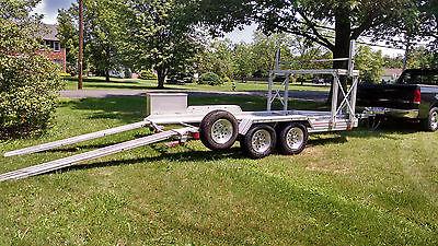 Trailex Ct 7541 Aluminum Car Trailer Rvs For Sale