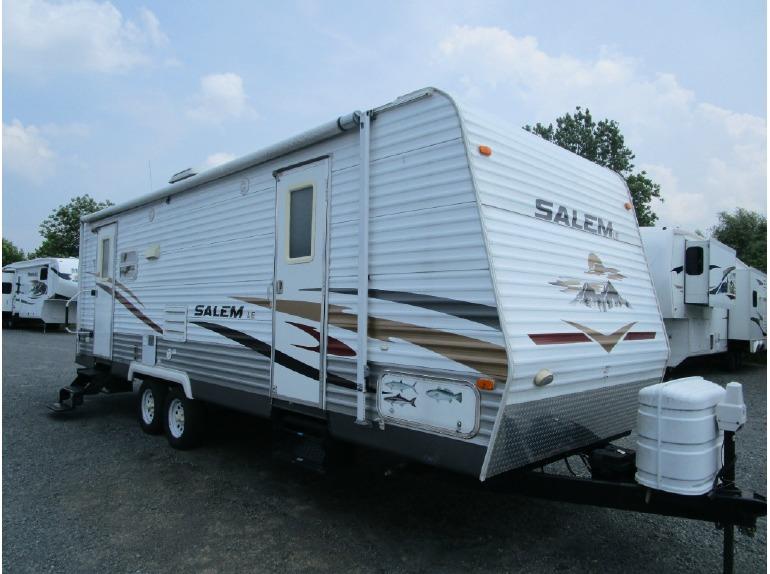 2008 Salem Salem 27RLSS/LE
