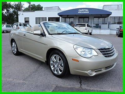 Chrysler : Sebring Limited 2010 limited used 3.5 l v 6 24 v automatic fwd convertible premium heated seats aux