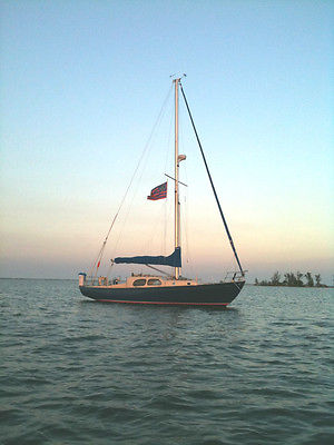 Islander 32 sailboat, completely refitted/ repowered (2011), Project