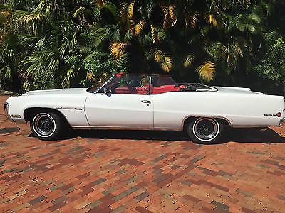 Buick : Electra 225 Custom Convertible 2-Door 1970 buick electra 225 custom convertible 2 door 7.5 l