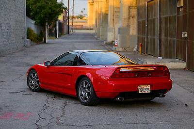 Acura : NSX Base Coupe 2-Door 1992 acura nsx base coupe 2 door 3.0 l