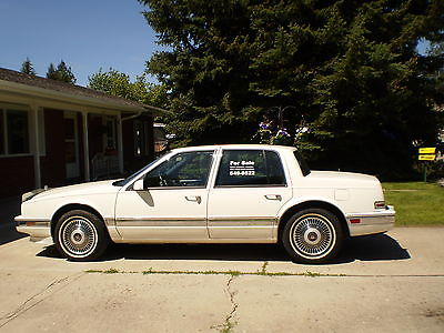 Cadillac : Seville 4 Door 1990 cadillac seville low mileage only two owners