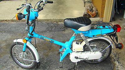 Honda : Other 1980 honda nc 50 scooter honda other