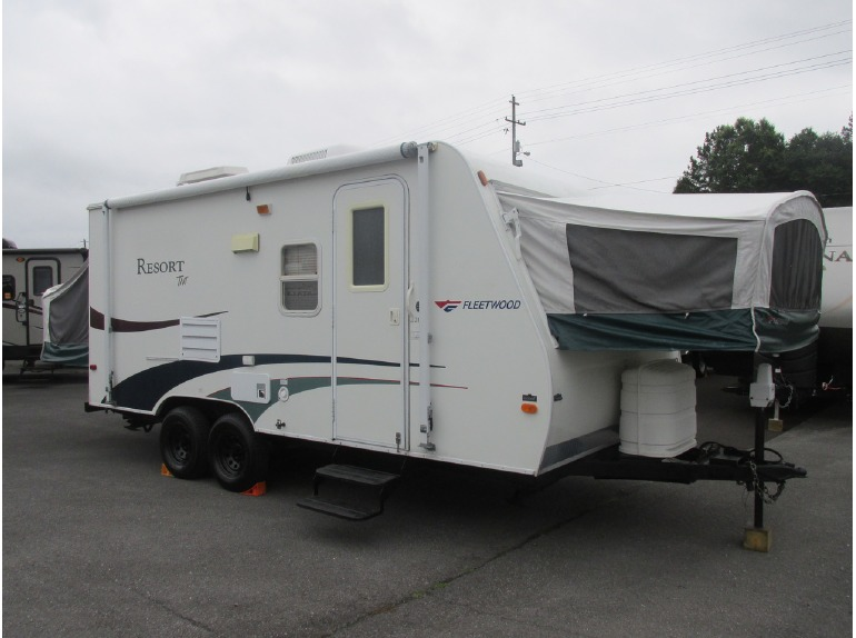 2005 Fleetwood Resort Camper Rvs For Sale