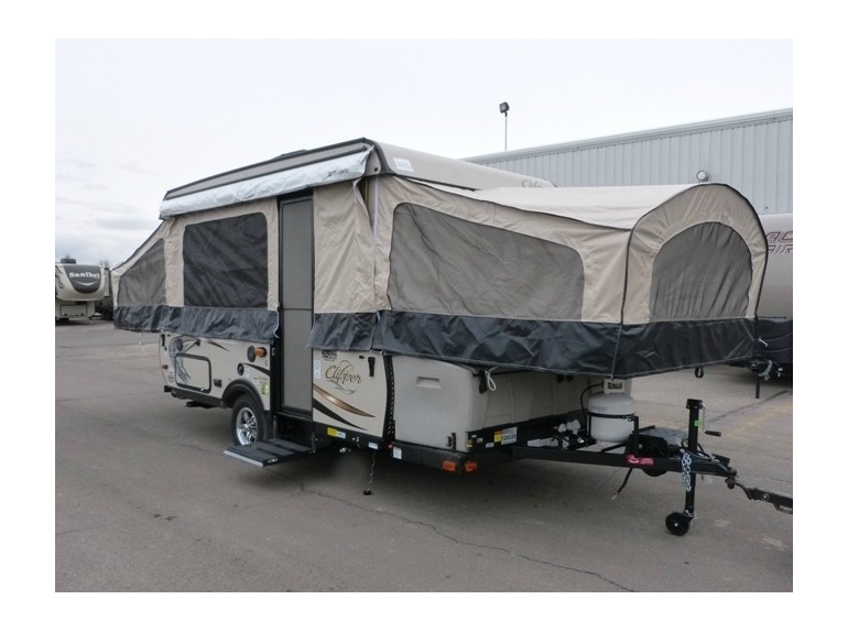 2016 Coachmen Rv Clipper Camping Trailers 1285 SST Classi