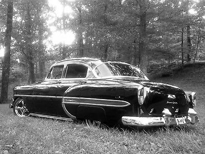Chevrolet : Bel Air/150/210 Bel Air 1954 chevrolet bel air lowrider