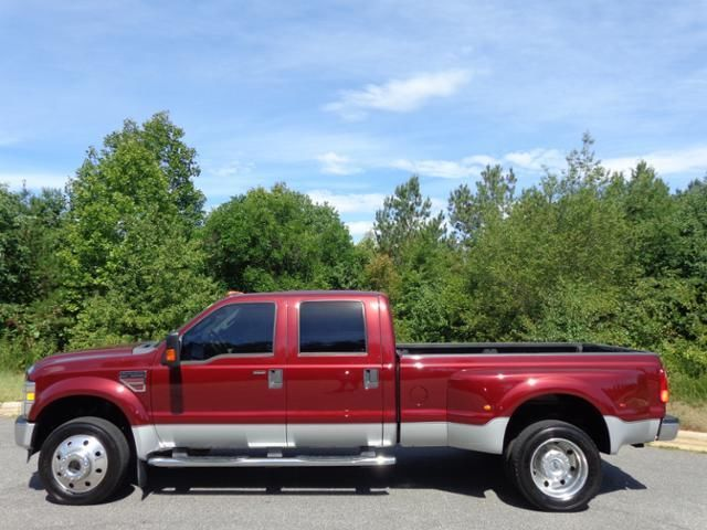 Ford : Other Pickups Lariat 4X4 C 2008 ford f 450 4 wd 4 dr dually lariat 6.4 l powerstroke diesel