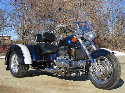 Honda Gl1500 Trike Motorcycles for sale
