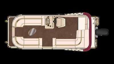 2013 SUNCHASER  PONTOON W/ 115 HP YAMAHA