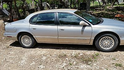 Chrysler : LHS Base Sedan 4-Door 1994 chrysler lhs base sedan 4 door 3.5 l