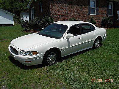 Buick : LeSabre Custom Sedan 4-Door 2004 buick lesabre