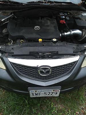 Mazda : Mazda6 i Sedan 4-Door 2004 mazda 6 i sedan 4 door 2.3 l