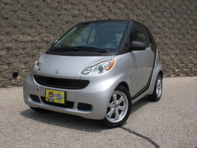 Smart 2dr Cpe Pure 2012 smart fortwo passion mini mercedes flat tow one owner buy it now carfax