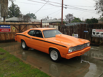 plymouth duster cars for sale in fresno california. Black Bedroom Furniture Sets. Home Design Ideas