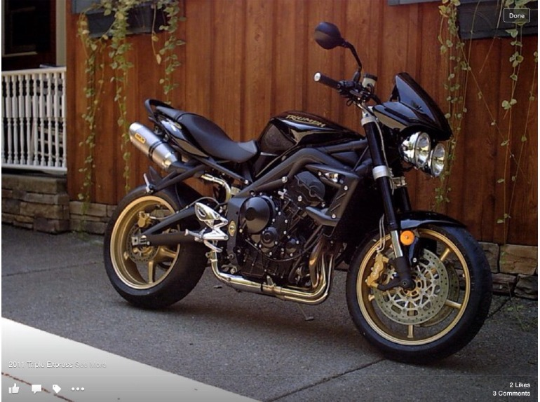 2011 triumph street triple r motorcycles for sale. Black Bedroom Furniture Sets. Home Design Ideas