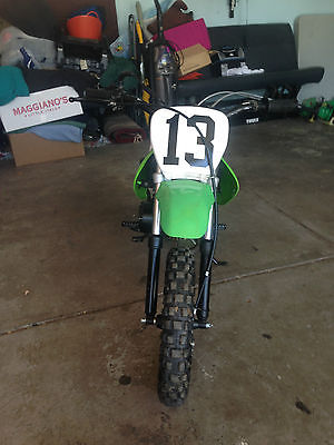 Kawasaki : KDX 2003 kawasaki kdx 50 children s motocross bike