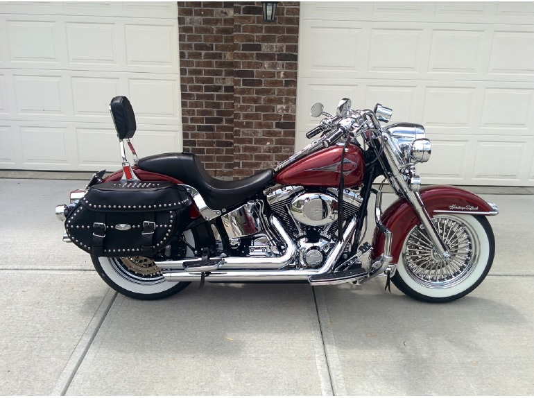 2001 heritage softail classic motorcycles for sale. Black Bedroom Furniture Sets. Home Design Ideas
