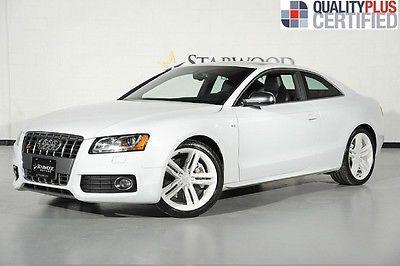 Audi : S5 Prestige 2012 audi s 5 prestige manual shift navigation