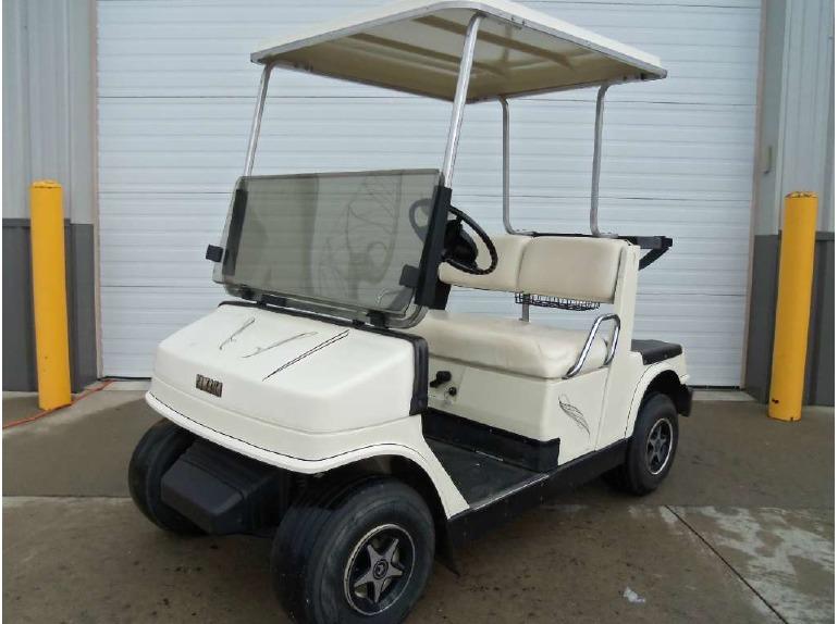 1992 Yamaha Gas Golf Cart