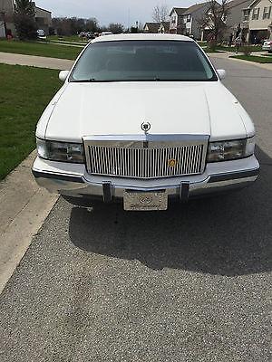 Cadillac : Fleetwood Brougham Sedan 4-Door 1993 cadillac fleetwood brougham sedan 4 door 5.7 l