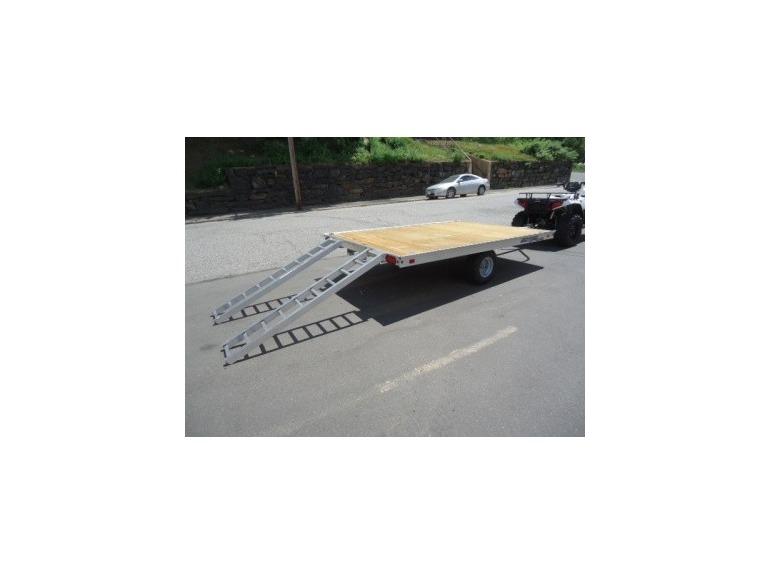 2014 Karavan RAPTOR 14FT TWO PLACE ATV TRAILER W/ RAMPS