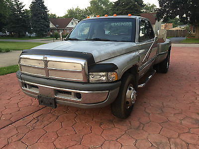 Dodge : Ram 3500 Base Extended Cab Pickup 2-Door 1997 dodge ram 3500 5.9 cummins runs amazing clean inside