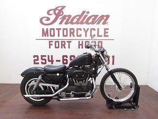 Harley-Davidson : Sportster 1991 harley sportster xl 1200 custom bobber soa chopper we finance ship