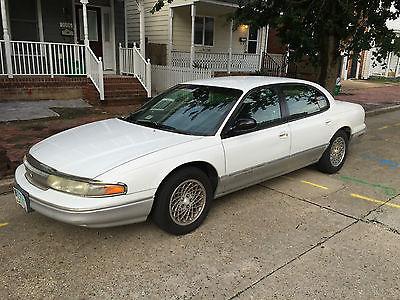 Chrysler : New Yorker Base Sedan 4-Door 1994 chrysler new yorker base sedan 4 door 3.5 l