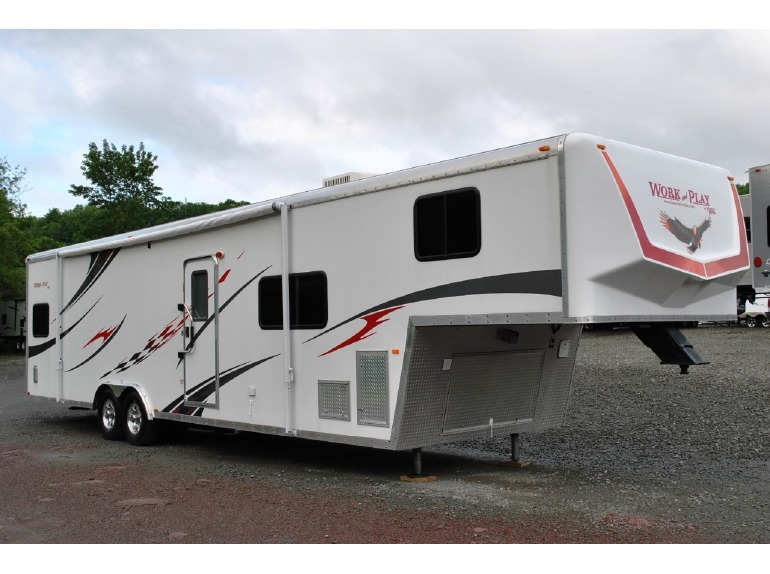 Auto Sales De Queen Ar: Forest River Work And Play 38fk RVs For Sale