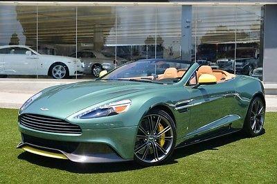 Aston Martin : Vanquish 2014 aston martin