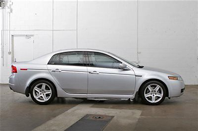 Acura : TL 4dr Sedan Manual Navigation System Rare, 1 Owner, No accidents, 6-speed, Navigation, Ready for a long road trip!