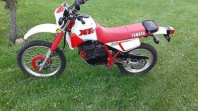 Yamaha : XT 1989 xt 350